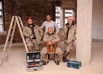 Handwerkerteam
